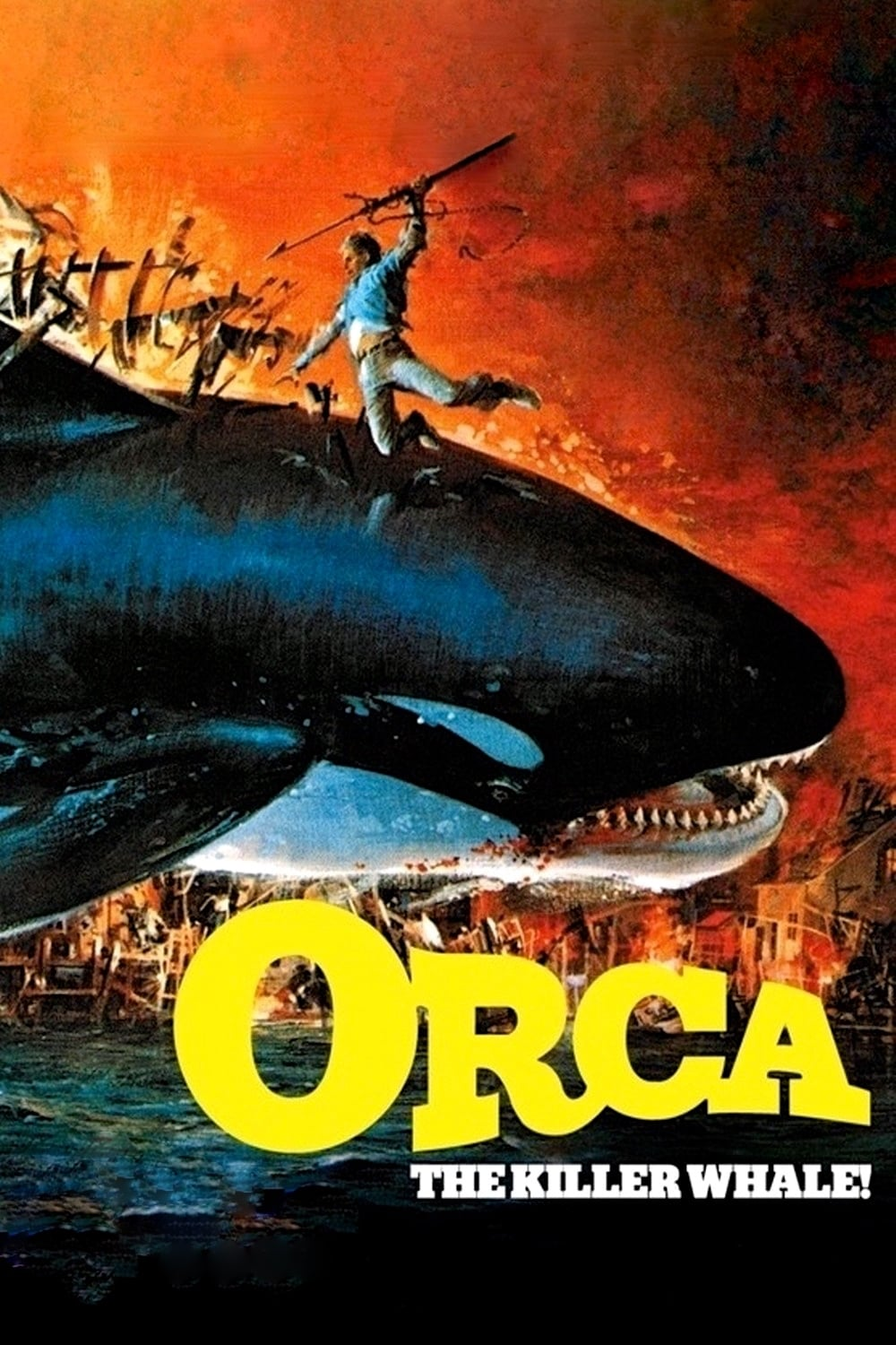orca  the killer whale  1977   u2022 movies film