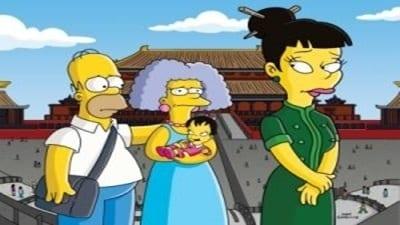Die Simpsons Season 16 :Episode 12  Der lächelnde Buddha