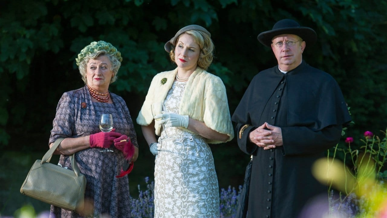 Father Brown Season 1 :Episode 8  The Face of Death