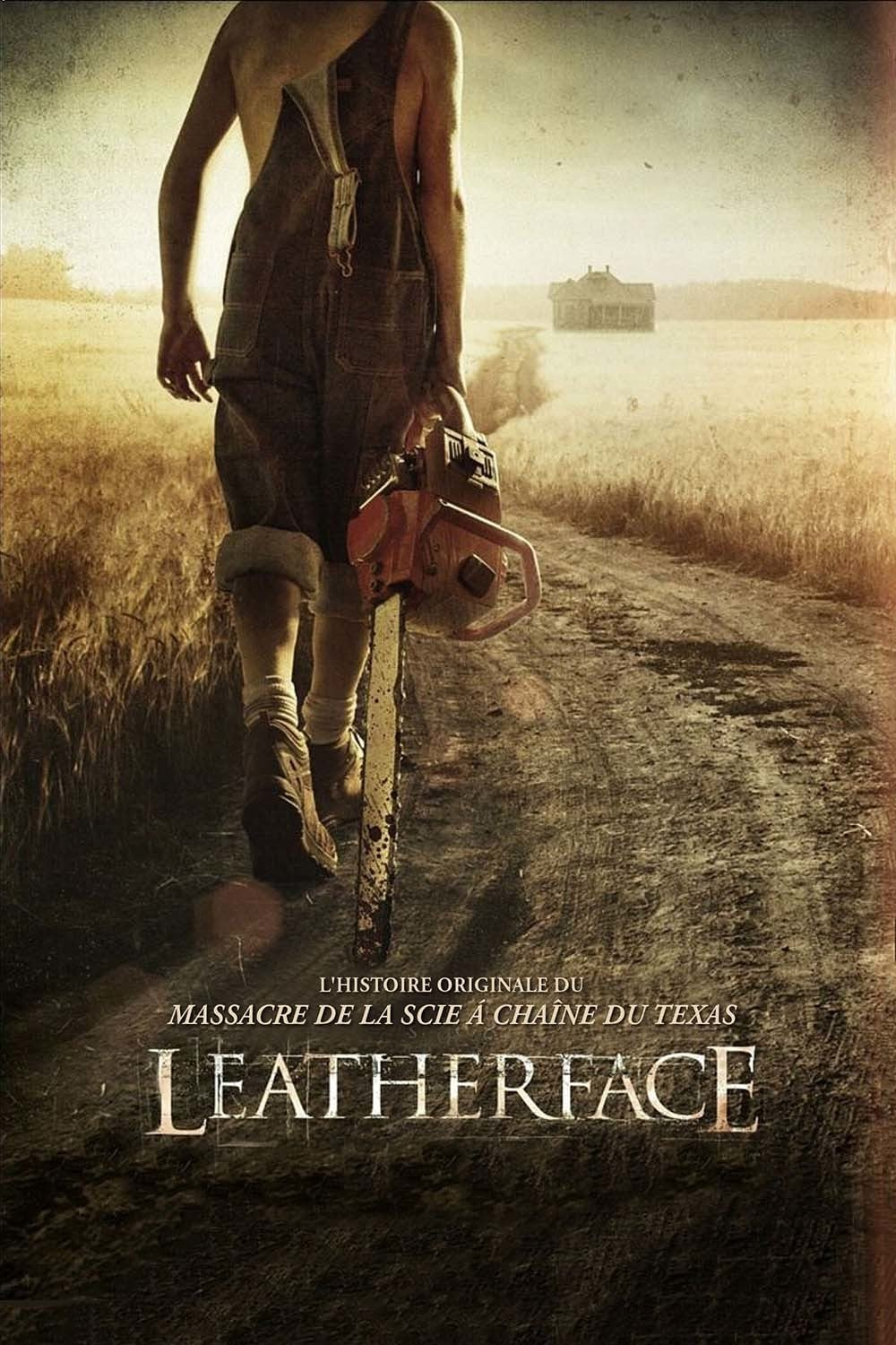 Leatherface (La Mascara del Terror)