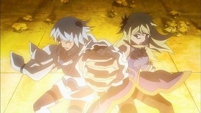 Fairy Tail Season 5 :Episode 23  Goldenes Grasland