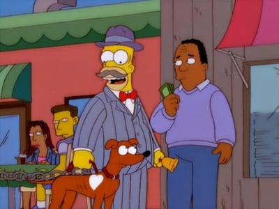 Die Simpsons Season 12 :Episode 7  Das große Geldabzocken