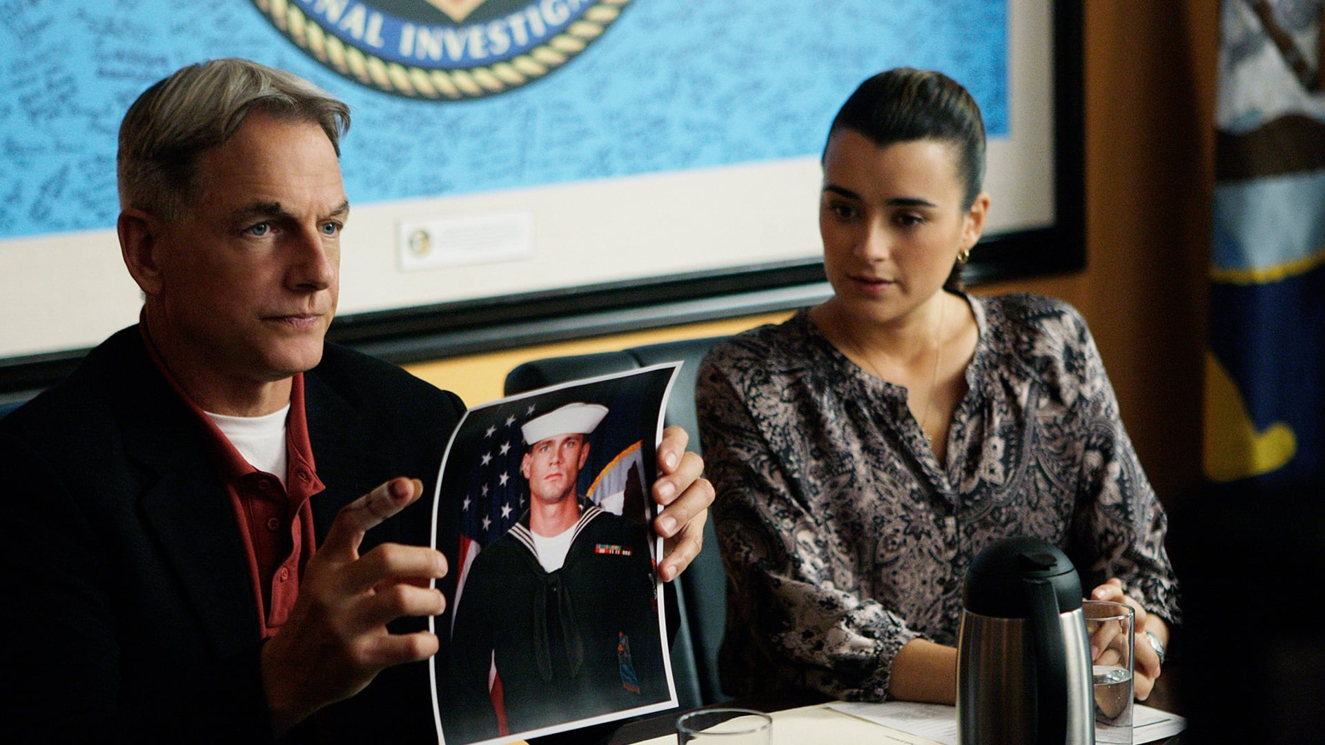 NCIS Season 6 :Episode 10  Road Kill