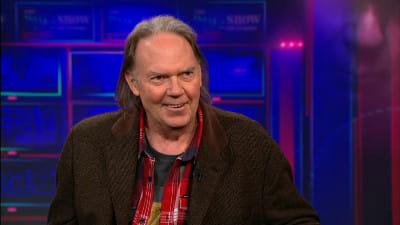 The Daily Show with Trevor Noah Season 18 :Episode 29  Neil Young
