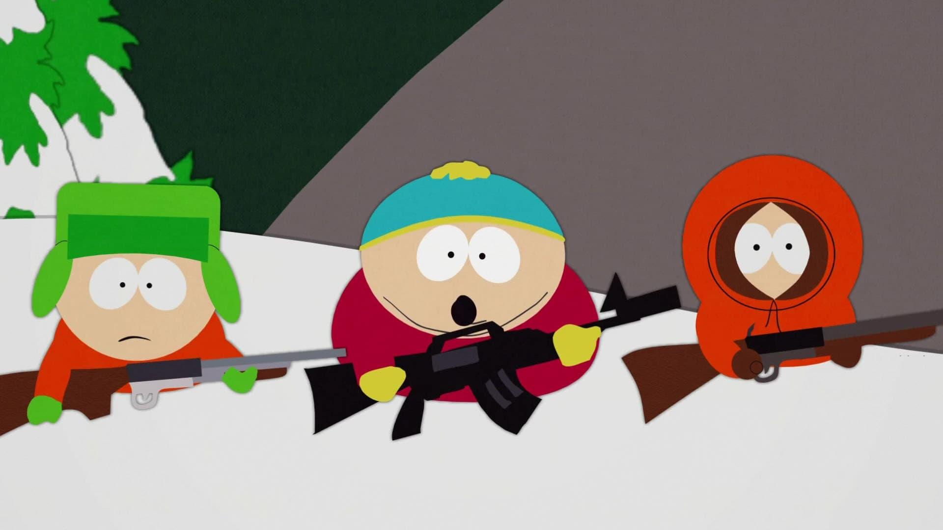 South Park Season 1 :Episode 3  Volcano