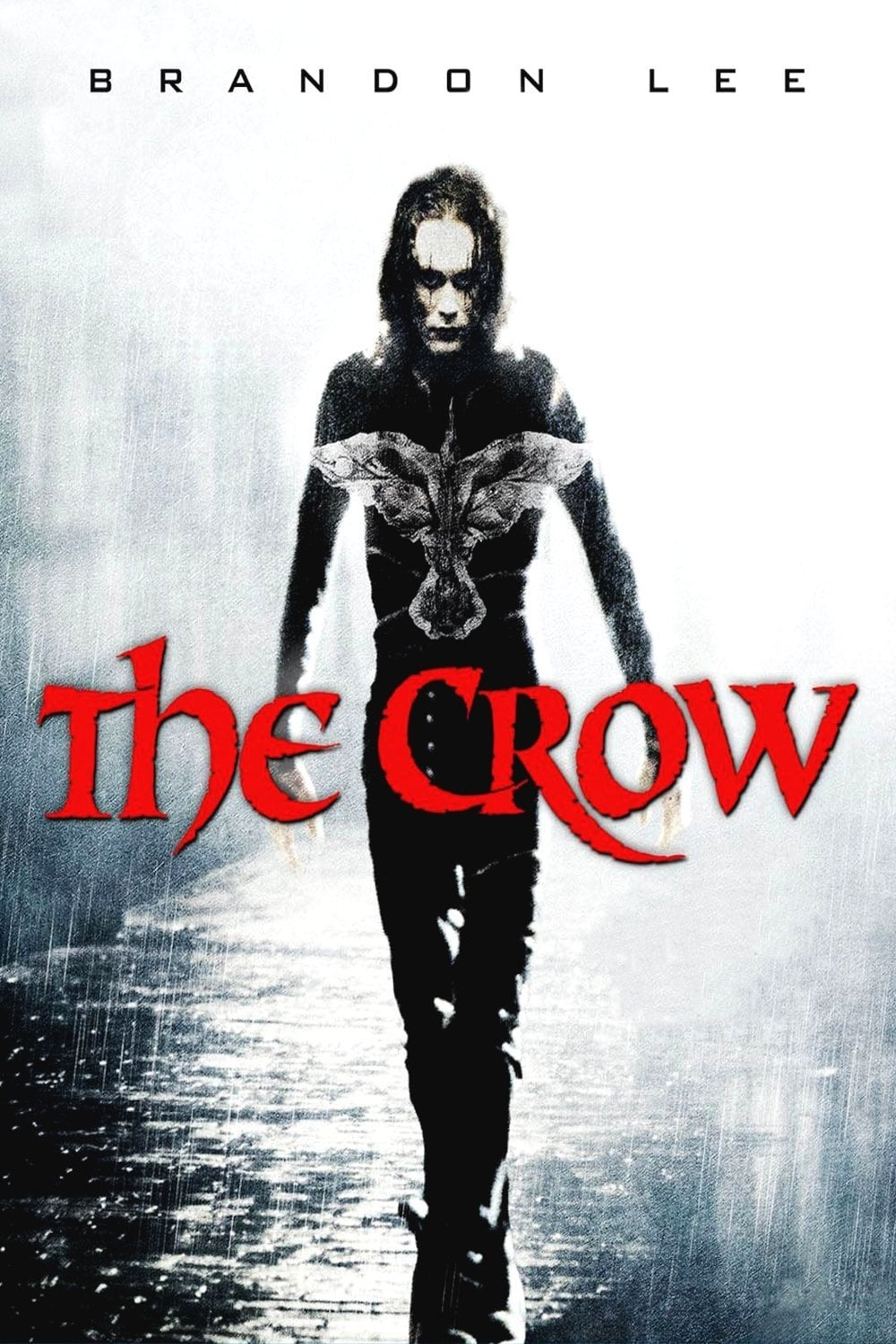 the crow Based on james o'barr's comic book, 1994's the crow was a groundbreaking  work of stylistic fantasy action simultaneously blending.