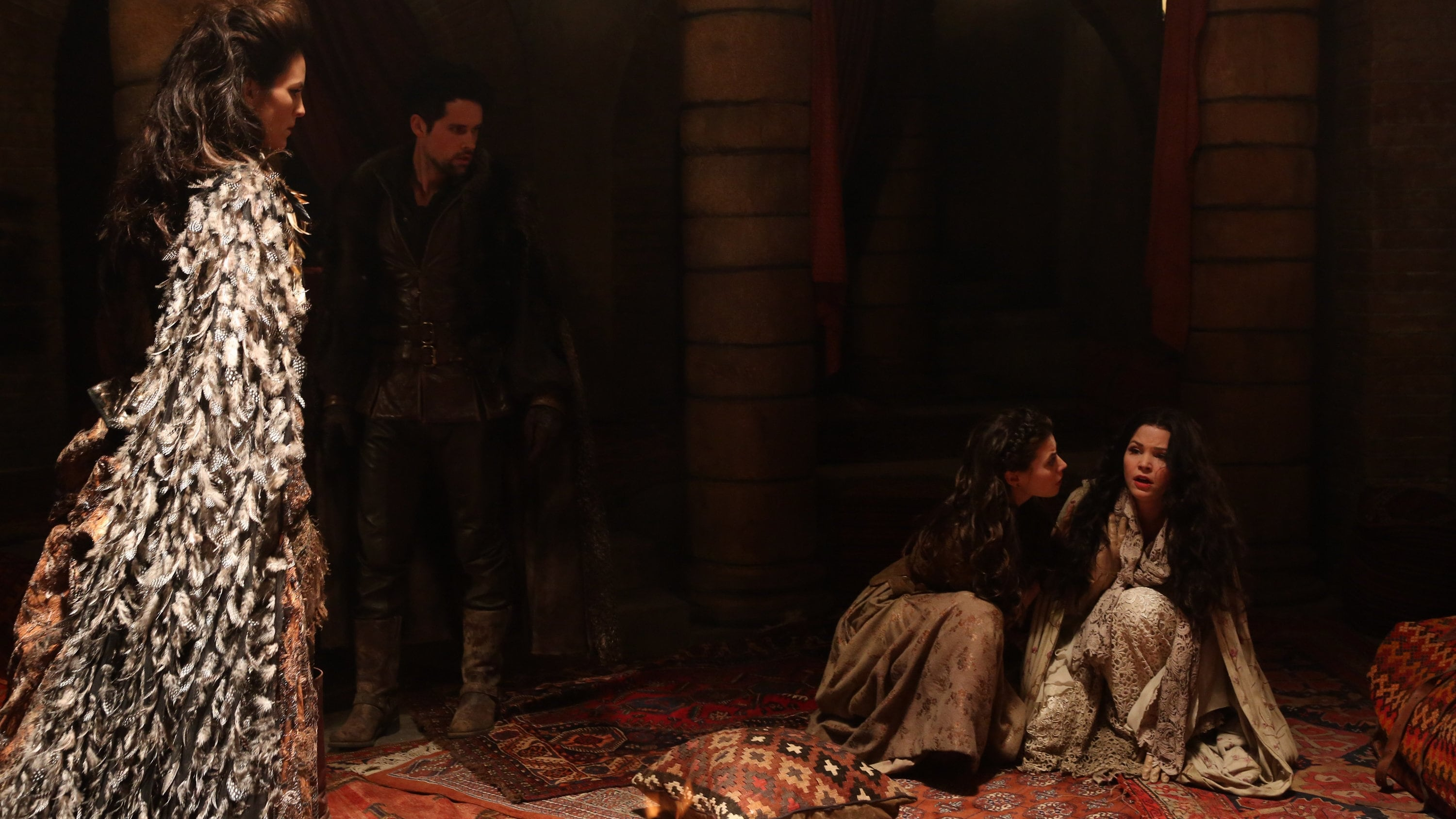 Once Upon a Time Season 2 :Episode 7  Child of the Moon