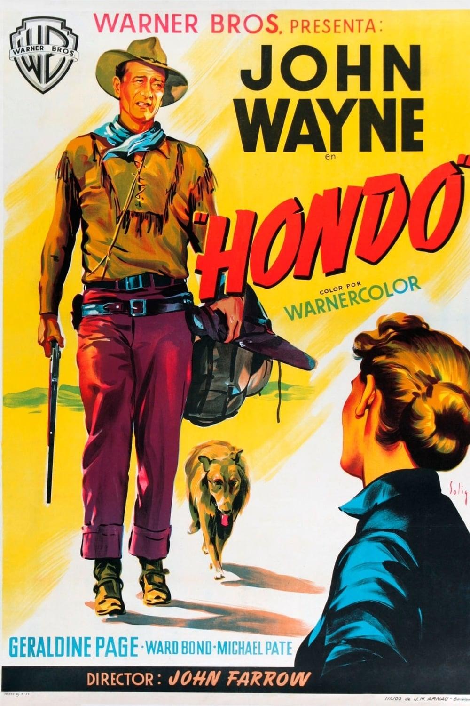 Hondo 1953 Movies Film Cine Com