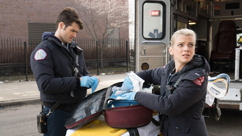Chicago Fire Season 4 :Episode 19  Große Erwartungen