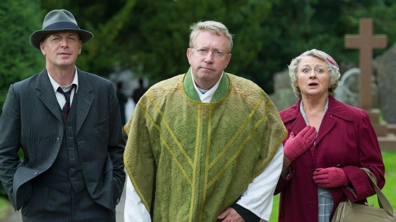 Father Brown Season 1 :Episode 10  The Blue Cross