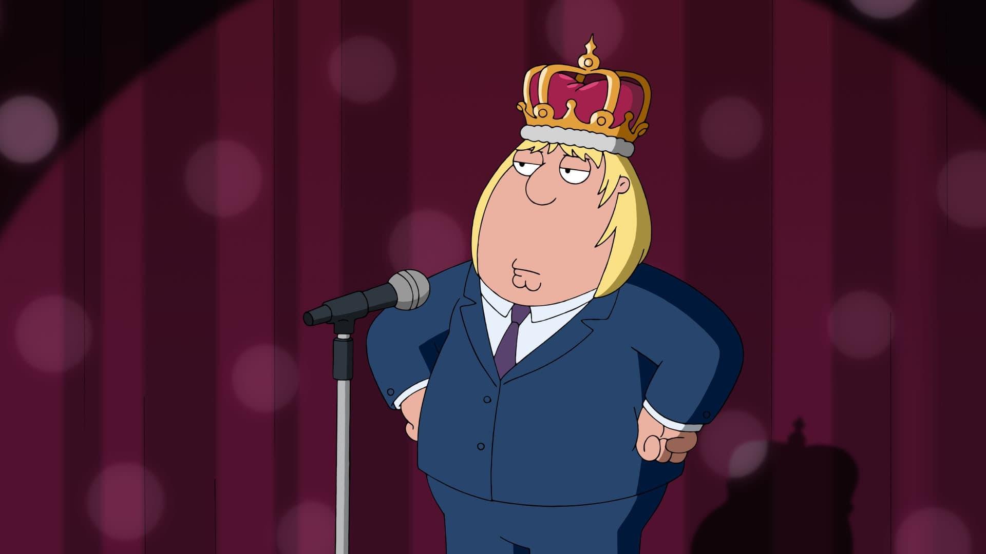 Family Guy Season 14 : Run, Chris, Run