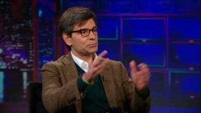 The Daily Show with Trevor Noah Season 18 :Episode 59  George Stephanopoulos