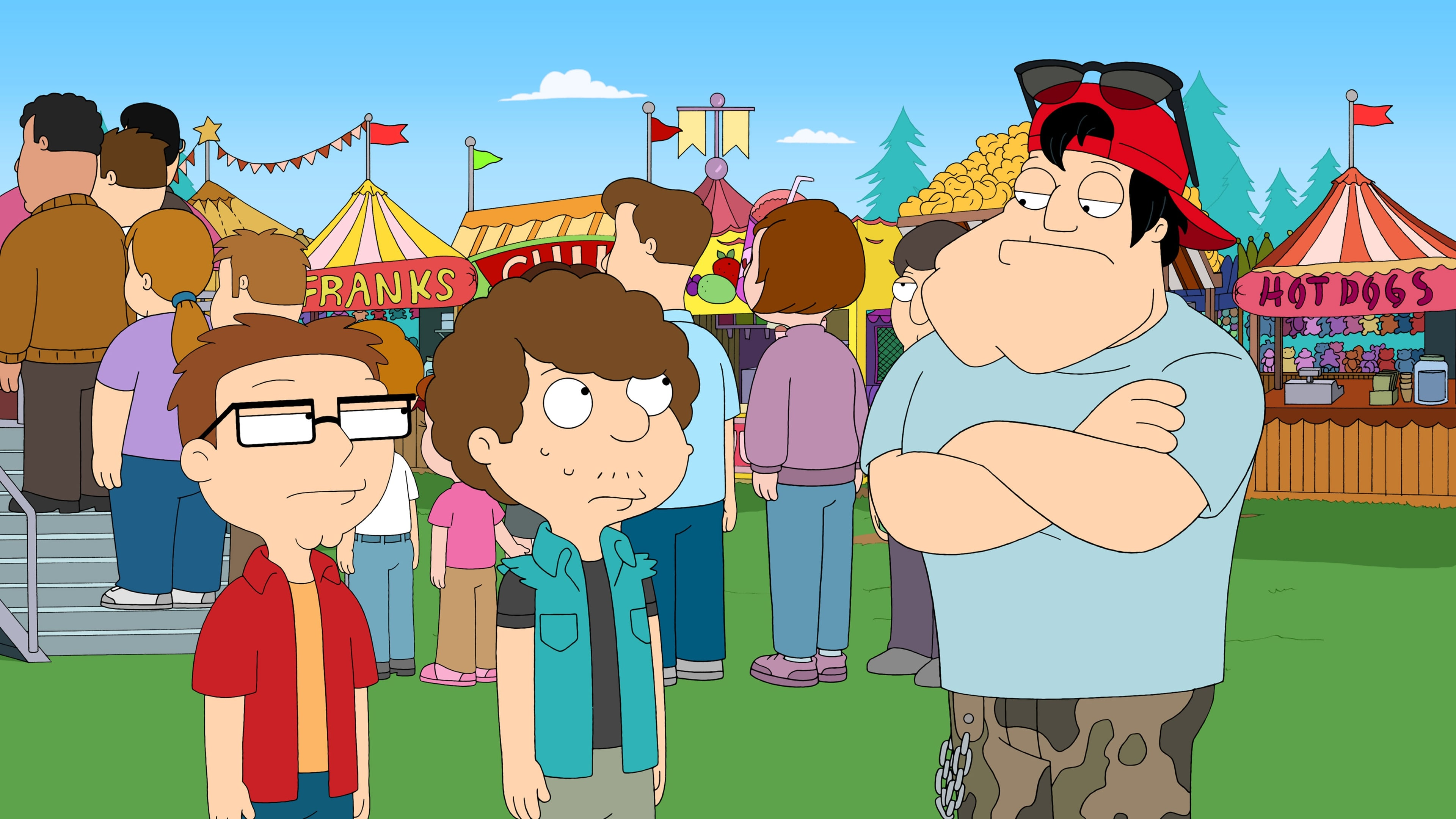 American Dad! Season 9 :Episode 5  Why Can't We Be Friends?
