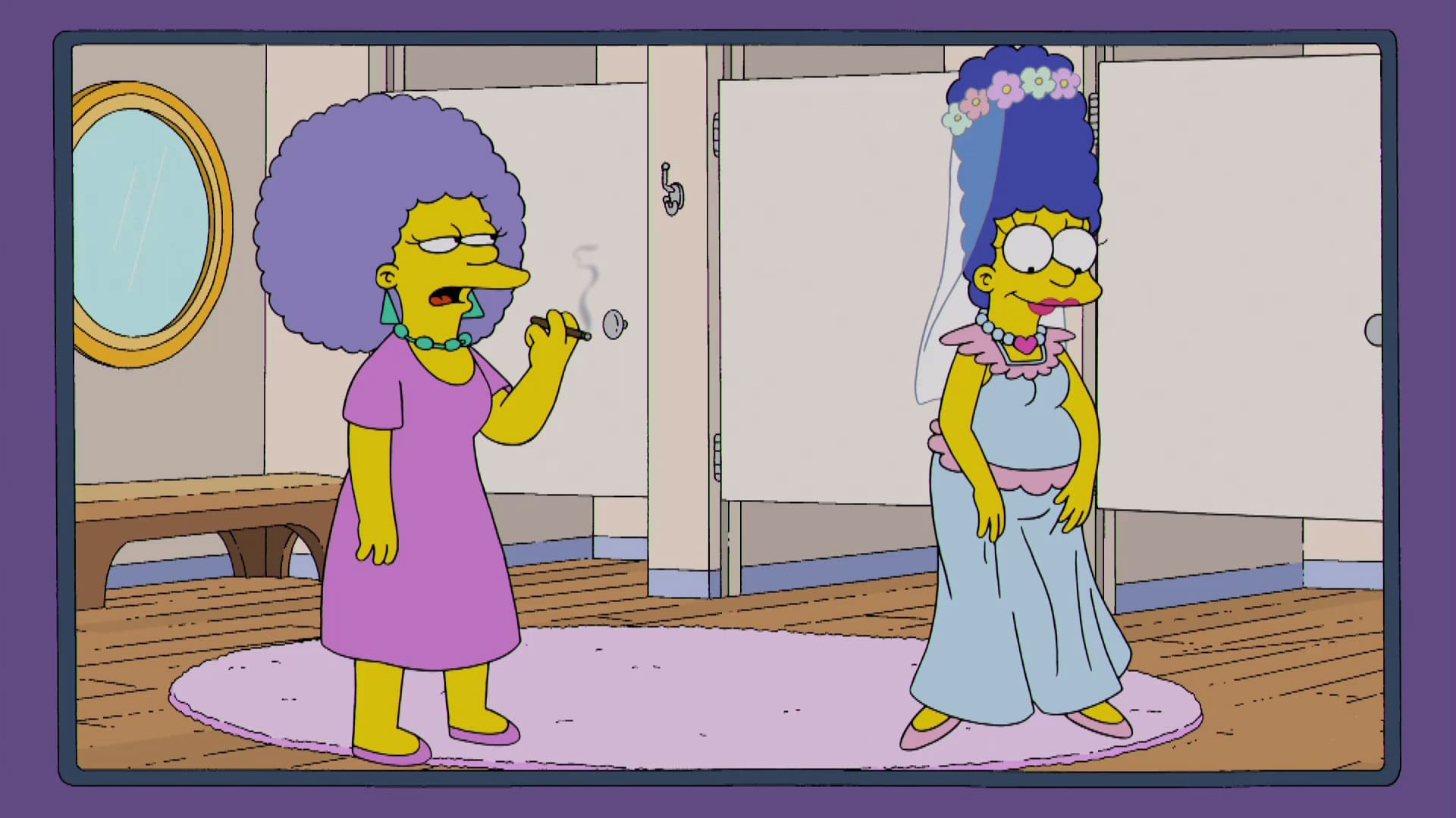 The Simpsons Season 24 :Episode 18  Pulpit Friction