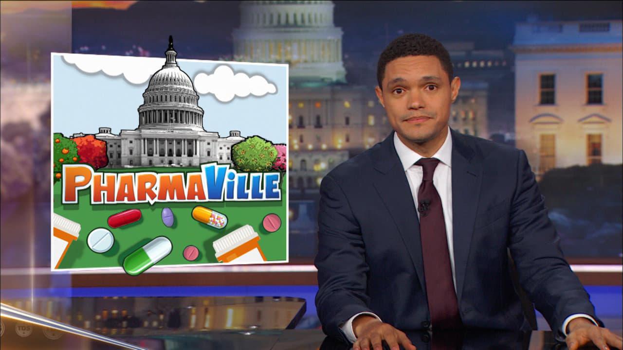 The Daily Show with Trevor Noah Season 23 :Episode 12  Miles Teller & Jason Hall