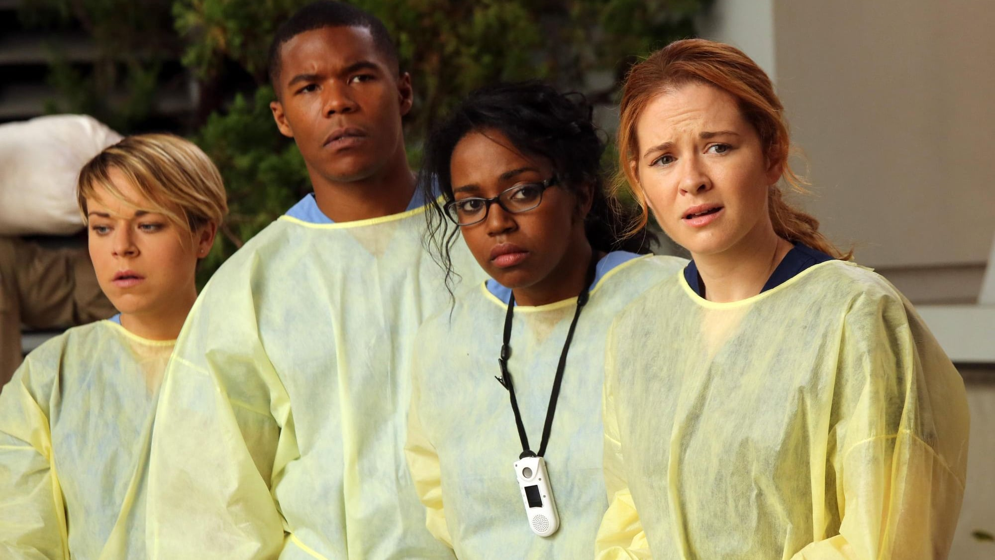 Grey's Anatomy Season 10 :Episode 1  Schicksalsfragen