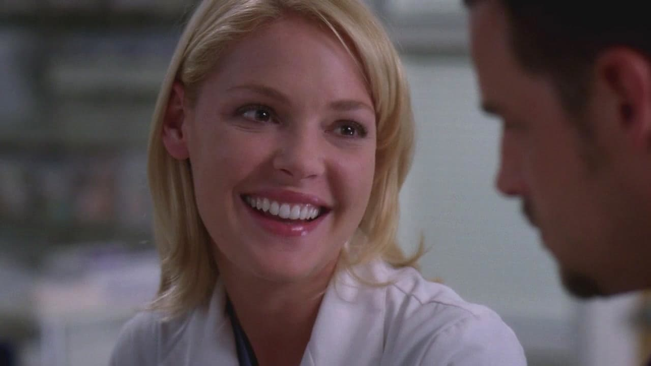 Grey's Anatomy Season 5 :Episode 17  I Will Follow You Into the Dark