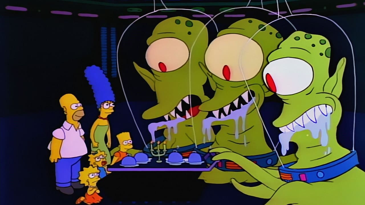 The Simpsons - Season 2 Episode 3 : Treehouse of Horror