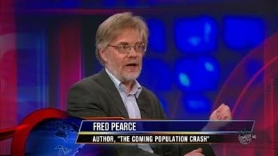 The Daily Show with Trevor Noah Season 15 :Episode 55  Fred Pearce