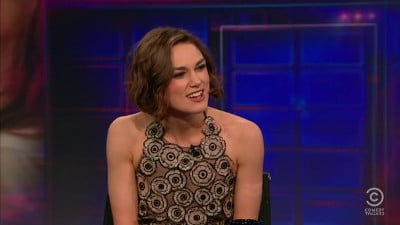 The Daily Show with Trevor Noah Season 16 :Episode 61  Keira Knightley