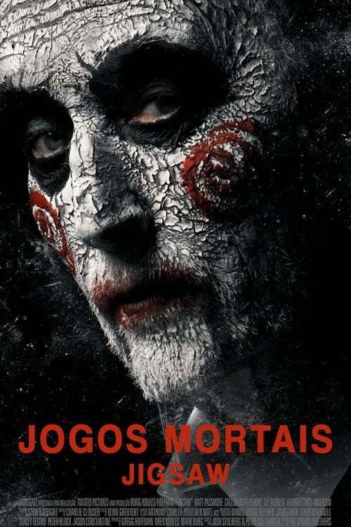 Jogos Mortais Jigsaw Torrent (2018) Dual Áudio Dublado BluRay 1080p Download
