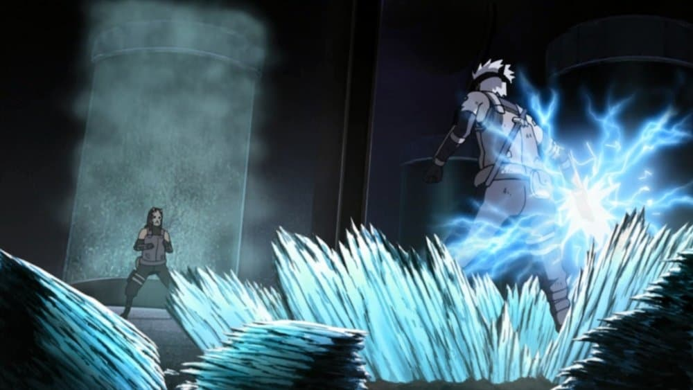 Naruto Shippūden Season 16 :Episode 355  The Targeted Sharingan