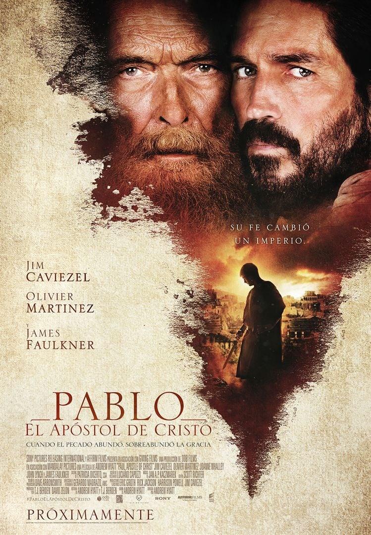 Póster Pablo, el apóstol de Cristo