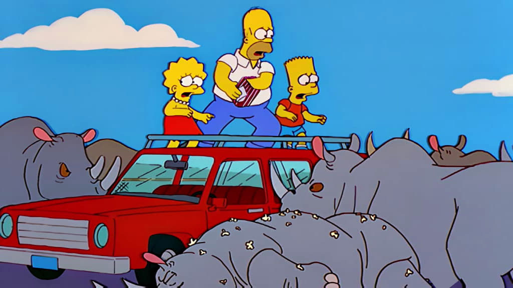 The Simpsons Season 10 :Episode 15  Marge Simpson in: