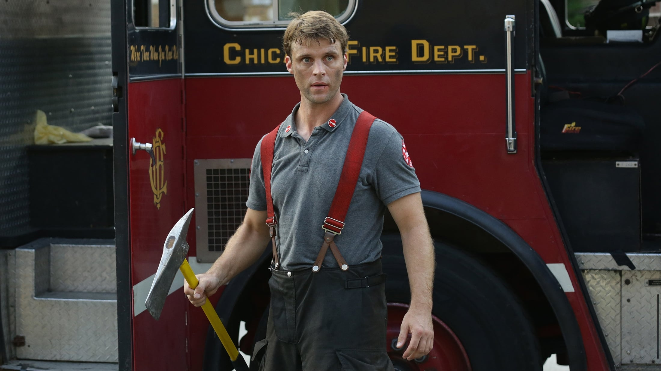 Chicago Fire Season 4 :Episode 1  Blockade