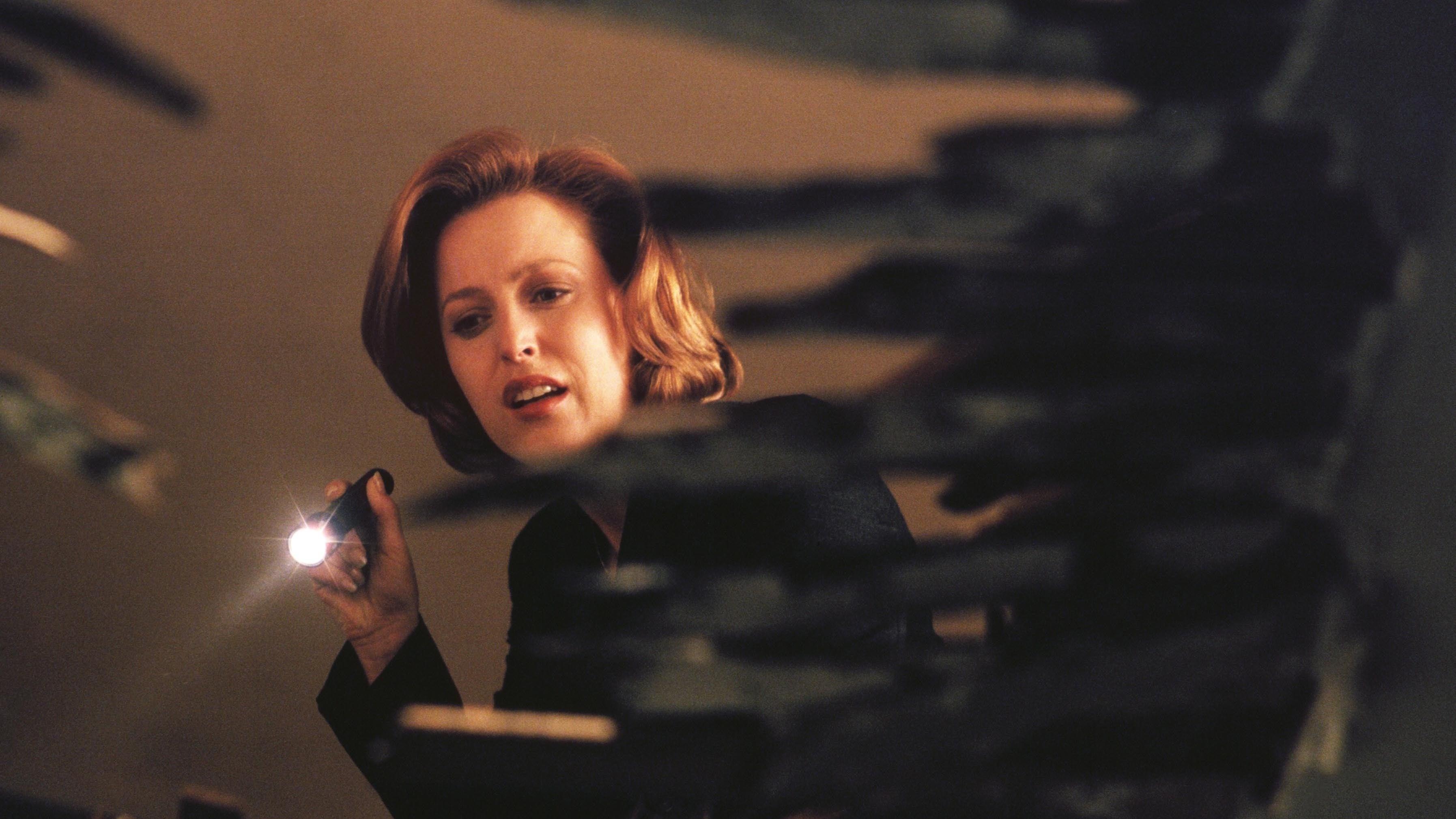 The X-Files Season 7 :Episode 6  The Goldberg Variation
