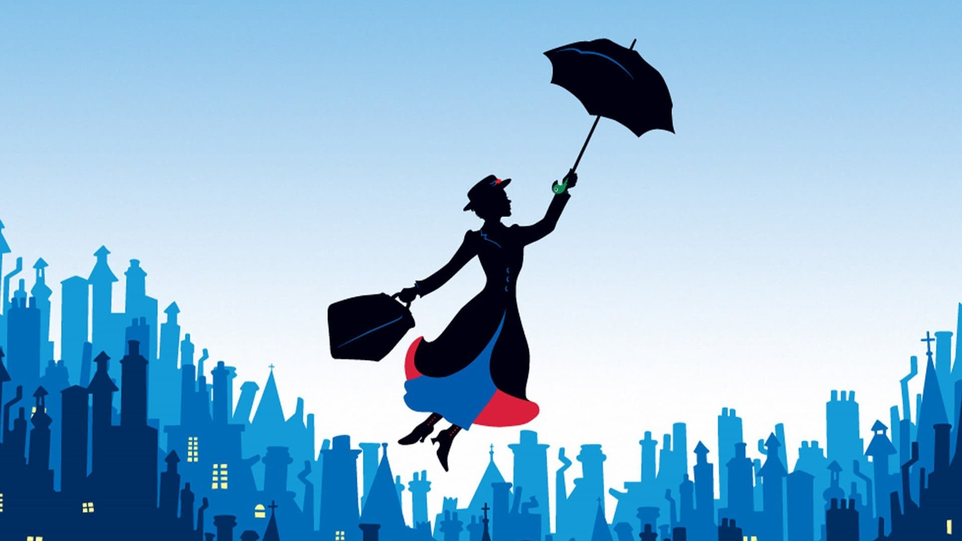 Contraportada Mary Poppins Returns
