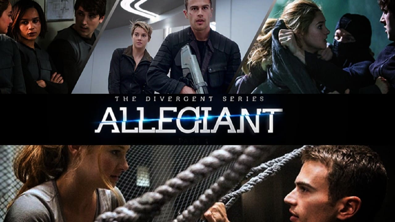 The Divergent Series: Allegiant Break the boundaries of your world