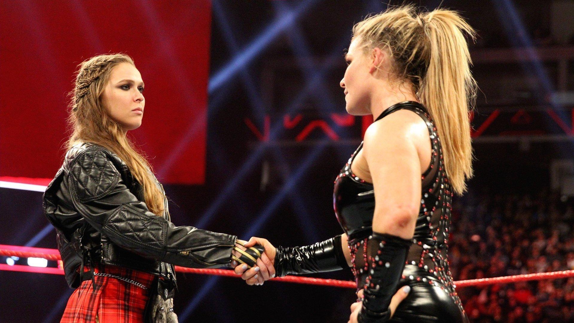 WWE Raw Season 26 :Episode 51  December 17, 2018 (Sacremento, CA)