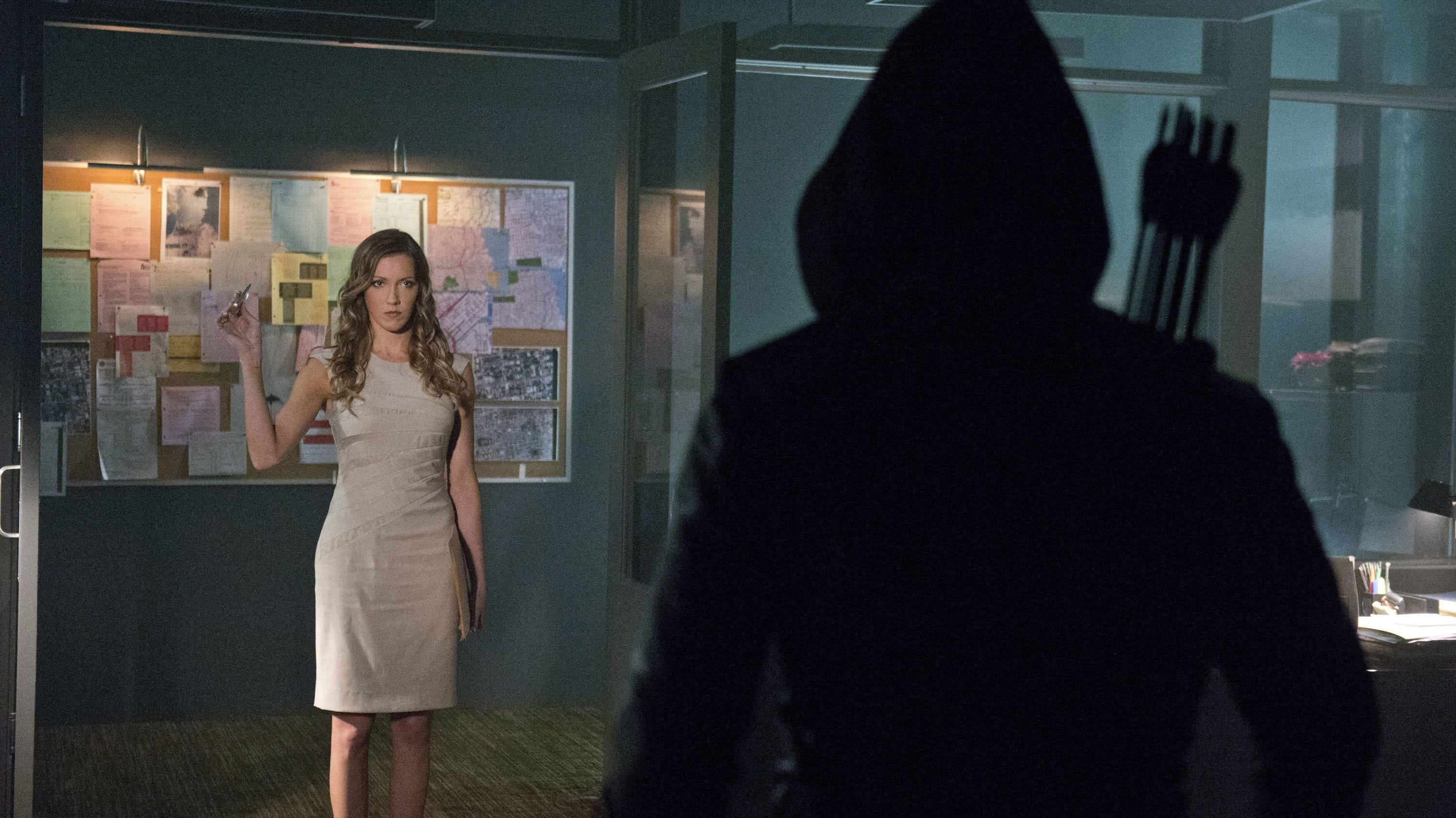 Arrow Season 2 :Episode 3  Broken Dolls