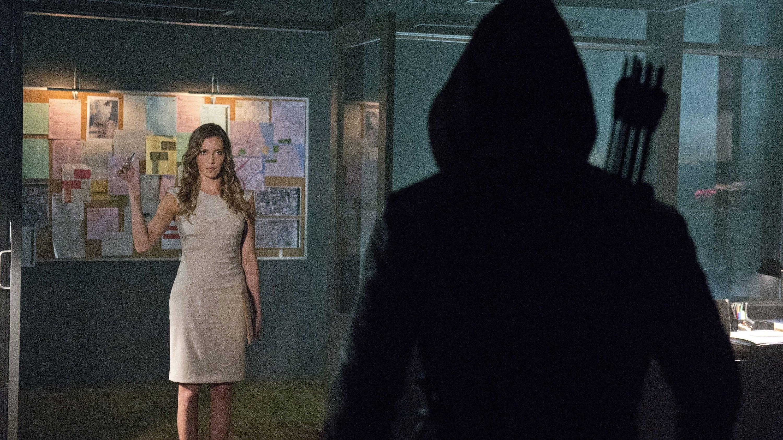 Arrow Season 2 :Episode 3  Broken Dolls