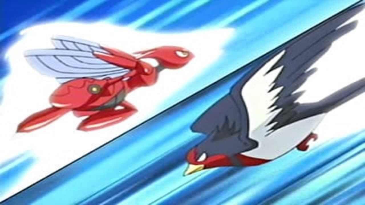Pokémon Season 8 :Episode 37  A Judgment Brawl