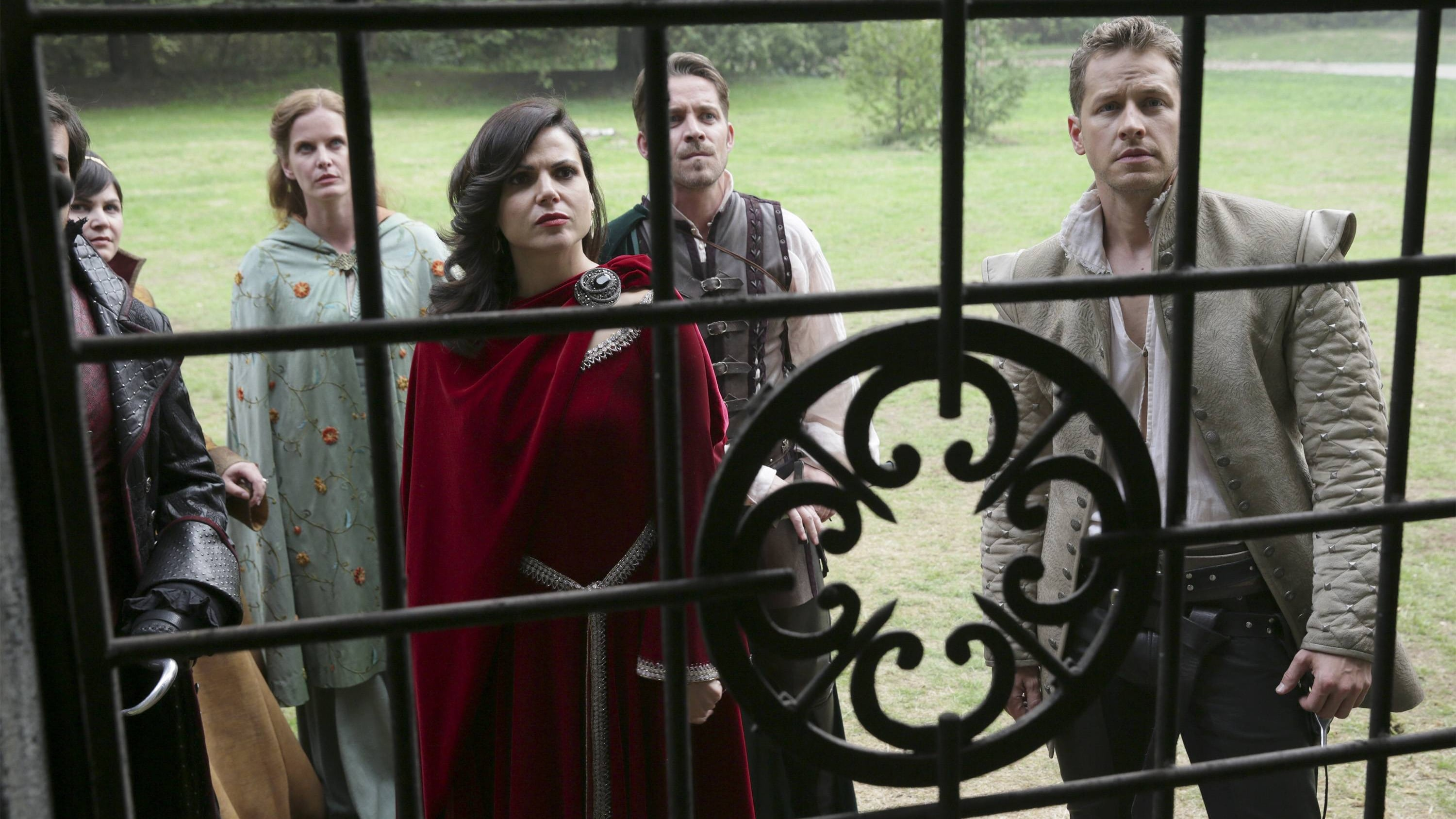 Once Upon a Time Season 5 :Episode 7  Nimue