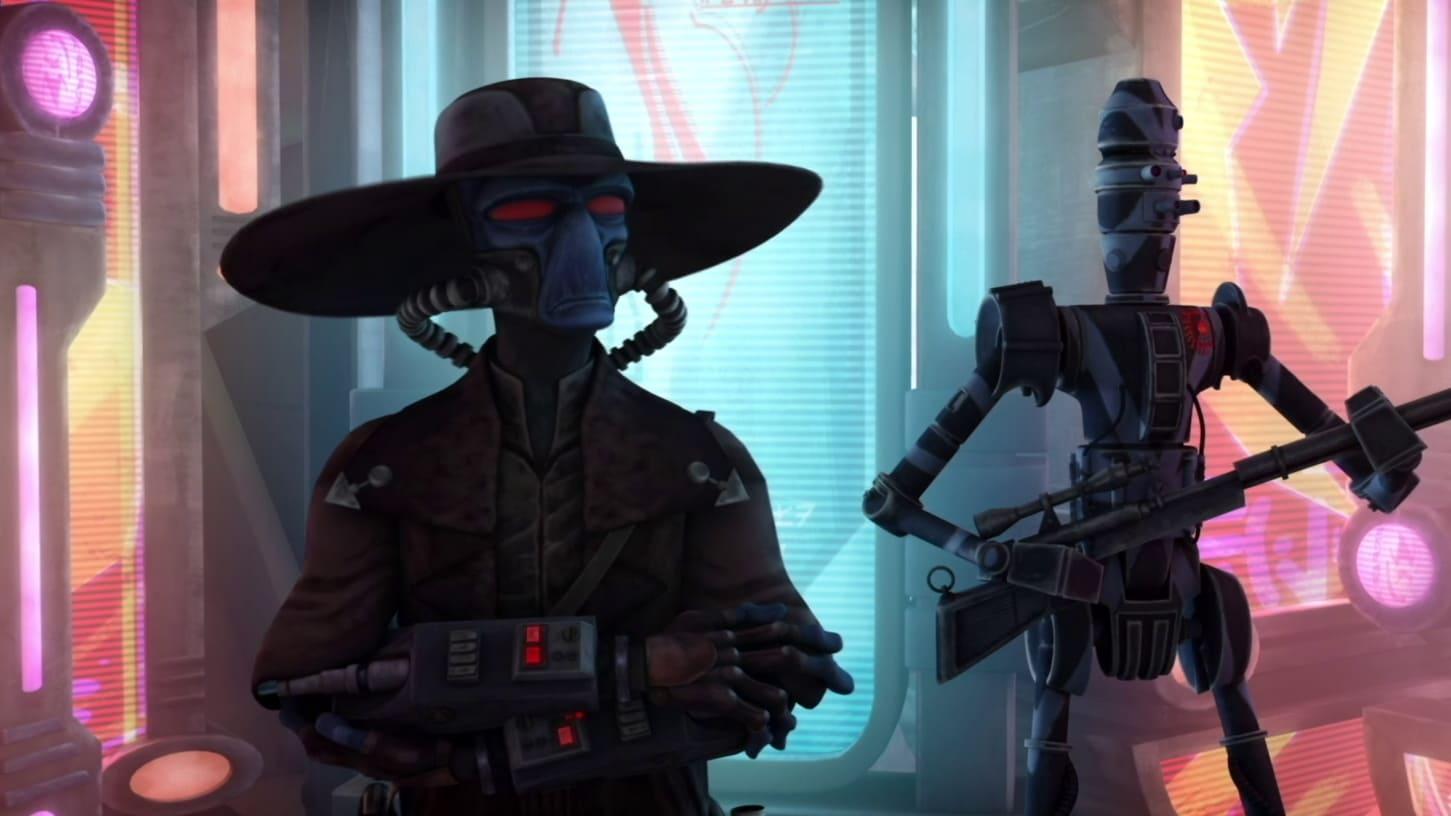 Star Wars: The Clone Wars - Season 3 Episode 8 : Evil Plans