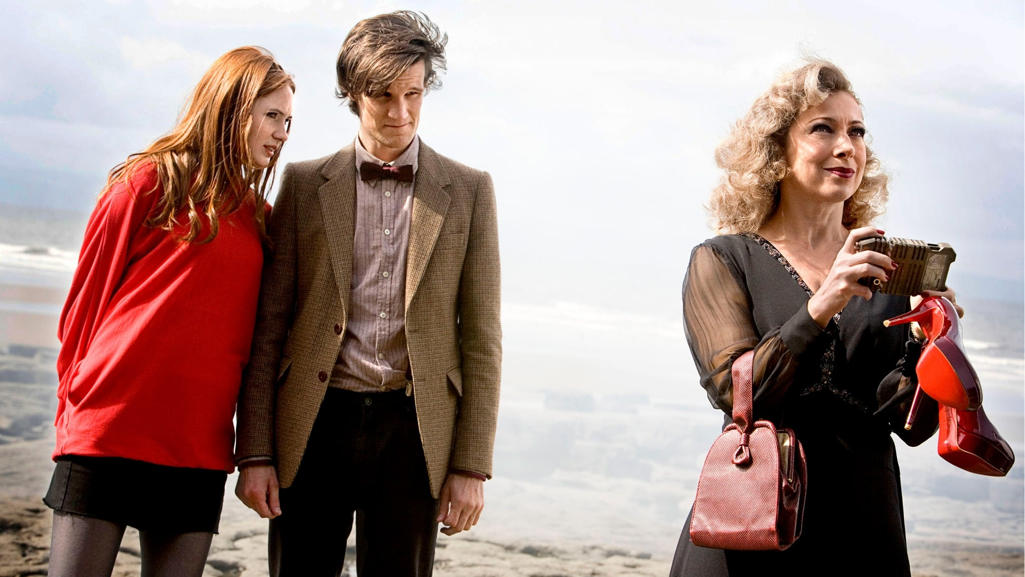 Doctor Who Season 5 :Episode 4  The Time of Angels (1)