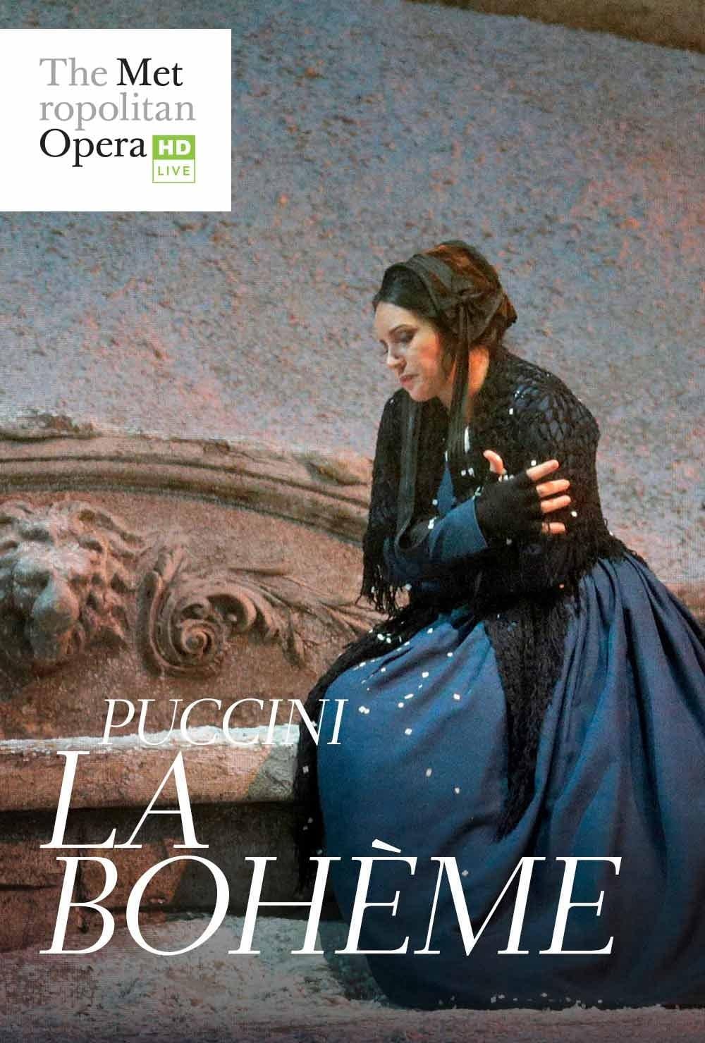 image for La Bohème: Met Opera Live