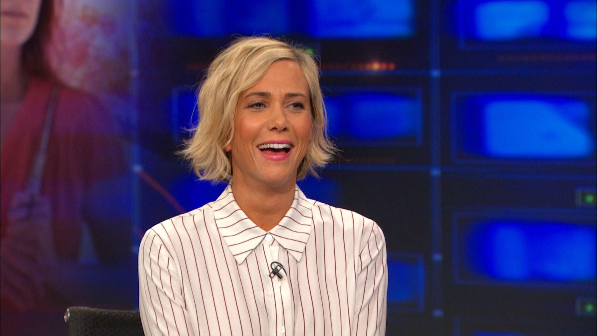 The Daily Show with Trevor Noah Season 20 :Episode 99  Kristen Wiig