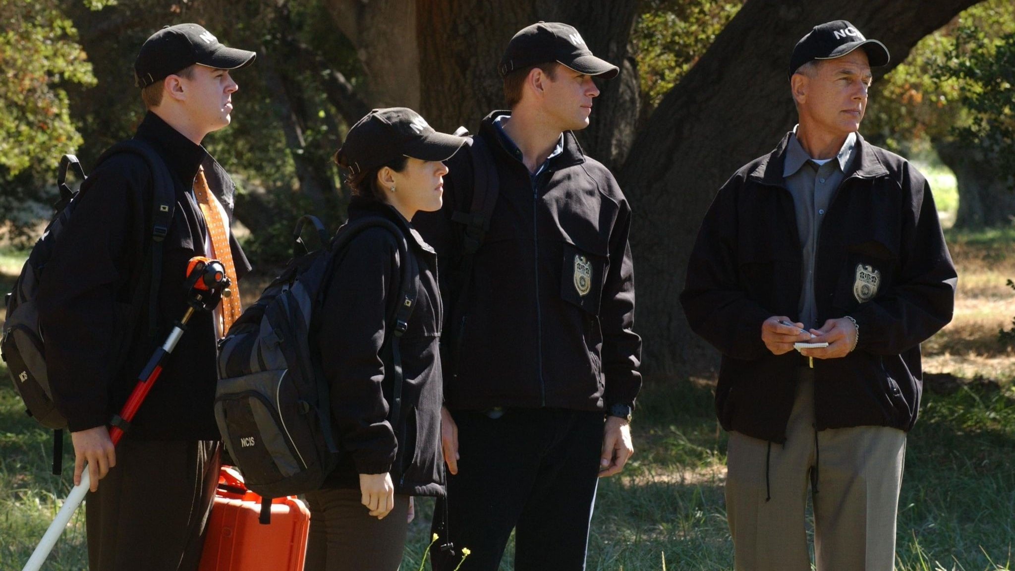 NCIS Season 2 :Episode 5  The Bone Yard