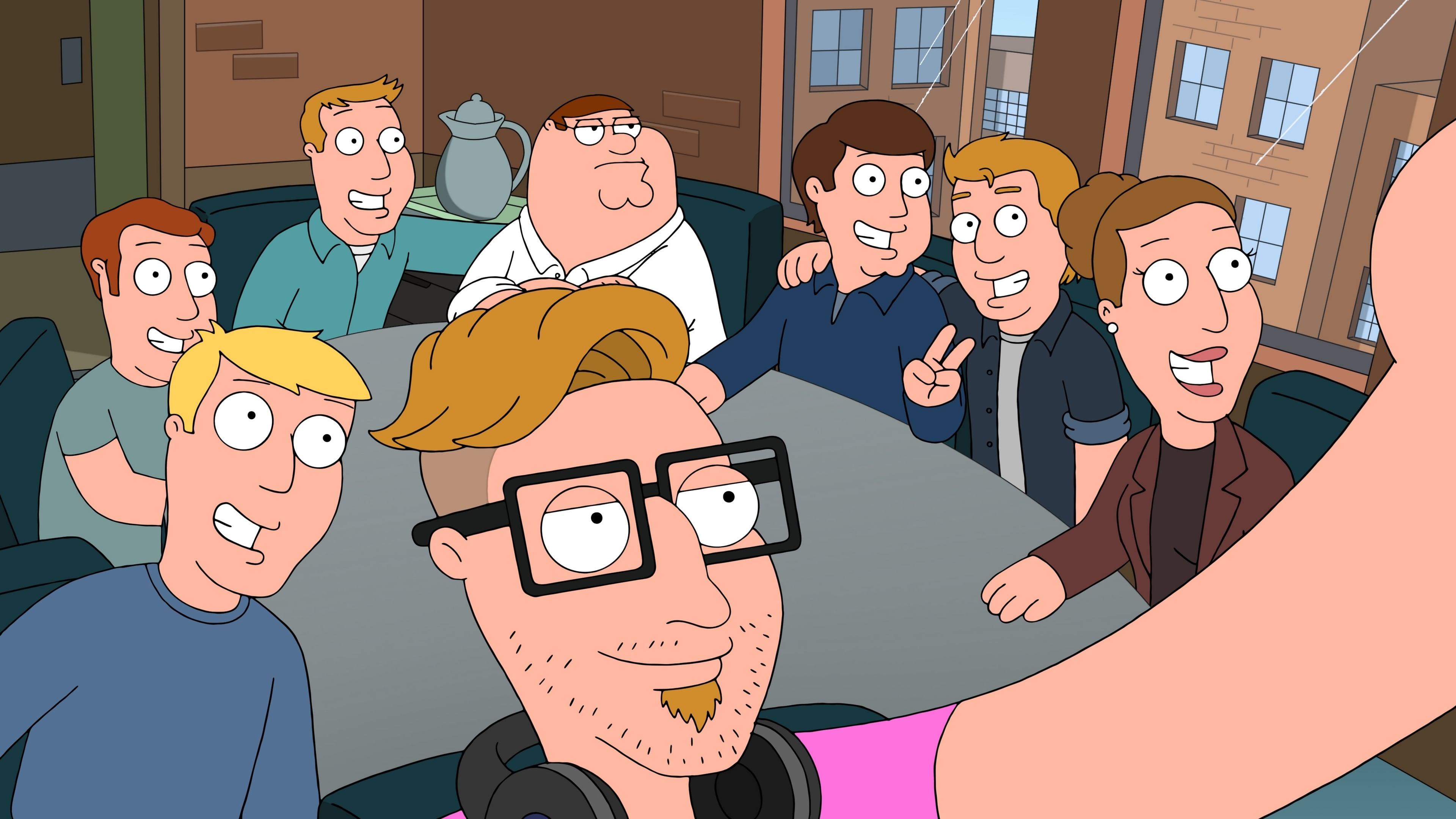 Family Guy Season 16 :Episode 18  HTTPete