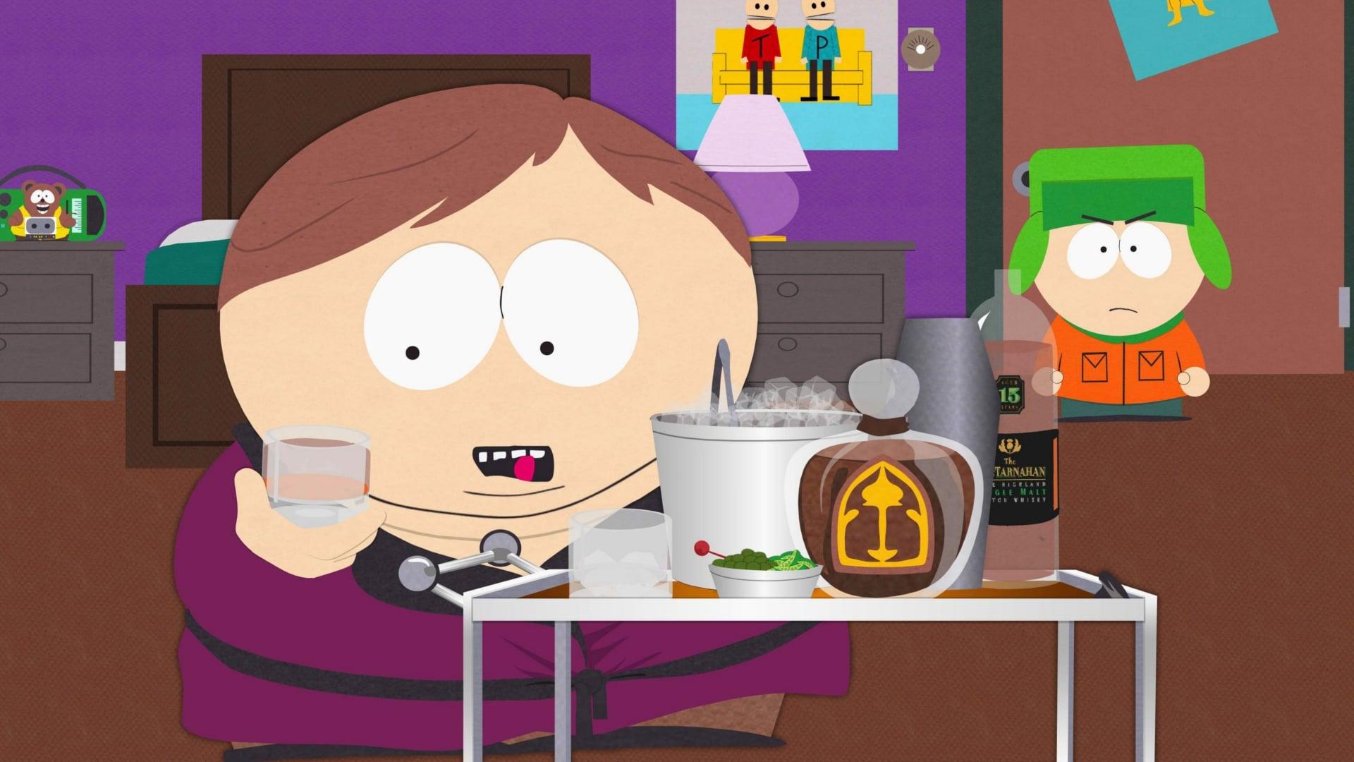South Park Season 11 :Episode 8  Le Petit Tourette