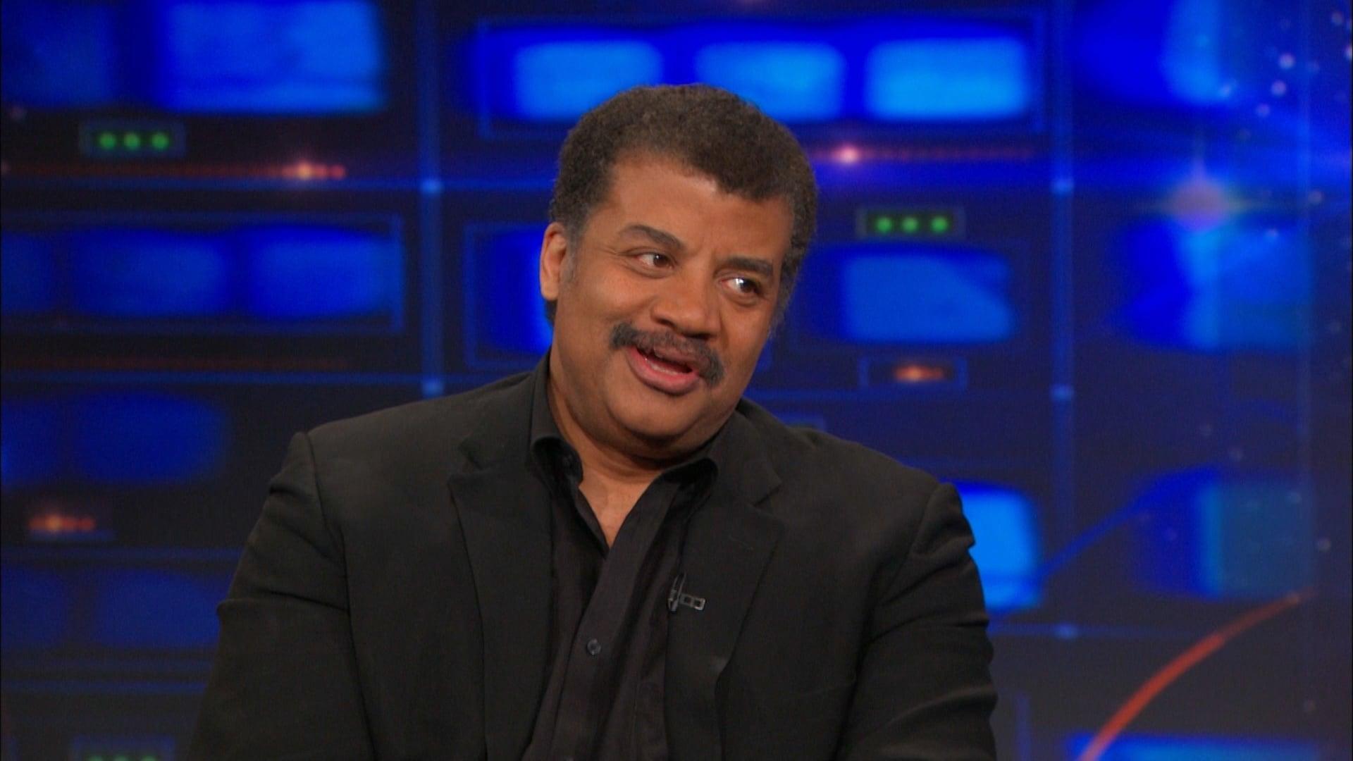 The Daily Show with Trevor Noah Season 20 :Episode 95  Neil deGrasse Tyson
