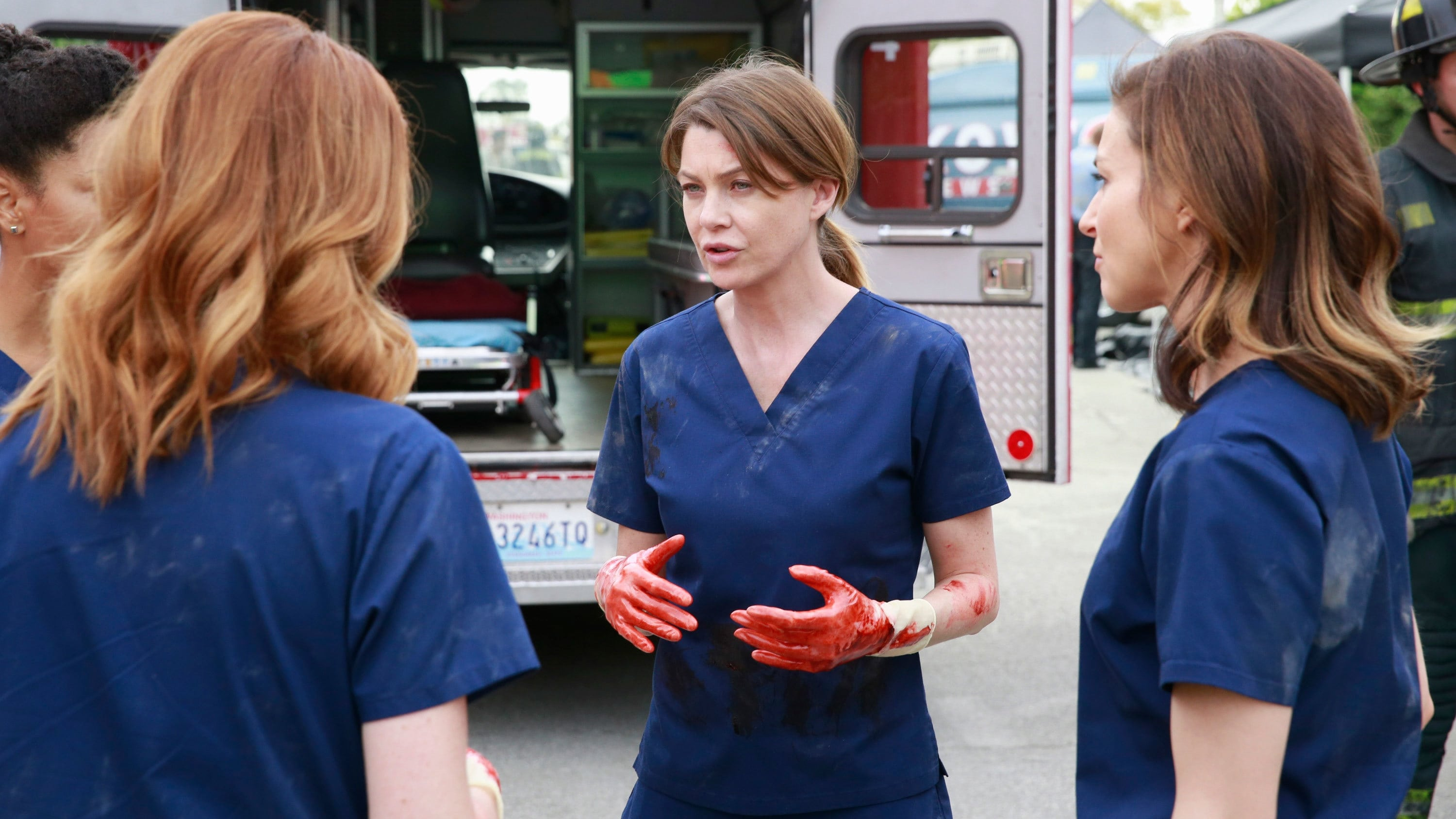 Grey's Anatomy Season 11 :Episode 23  Time Stops