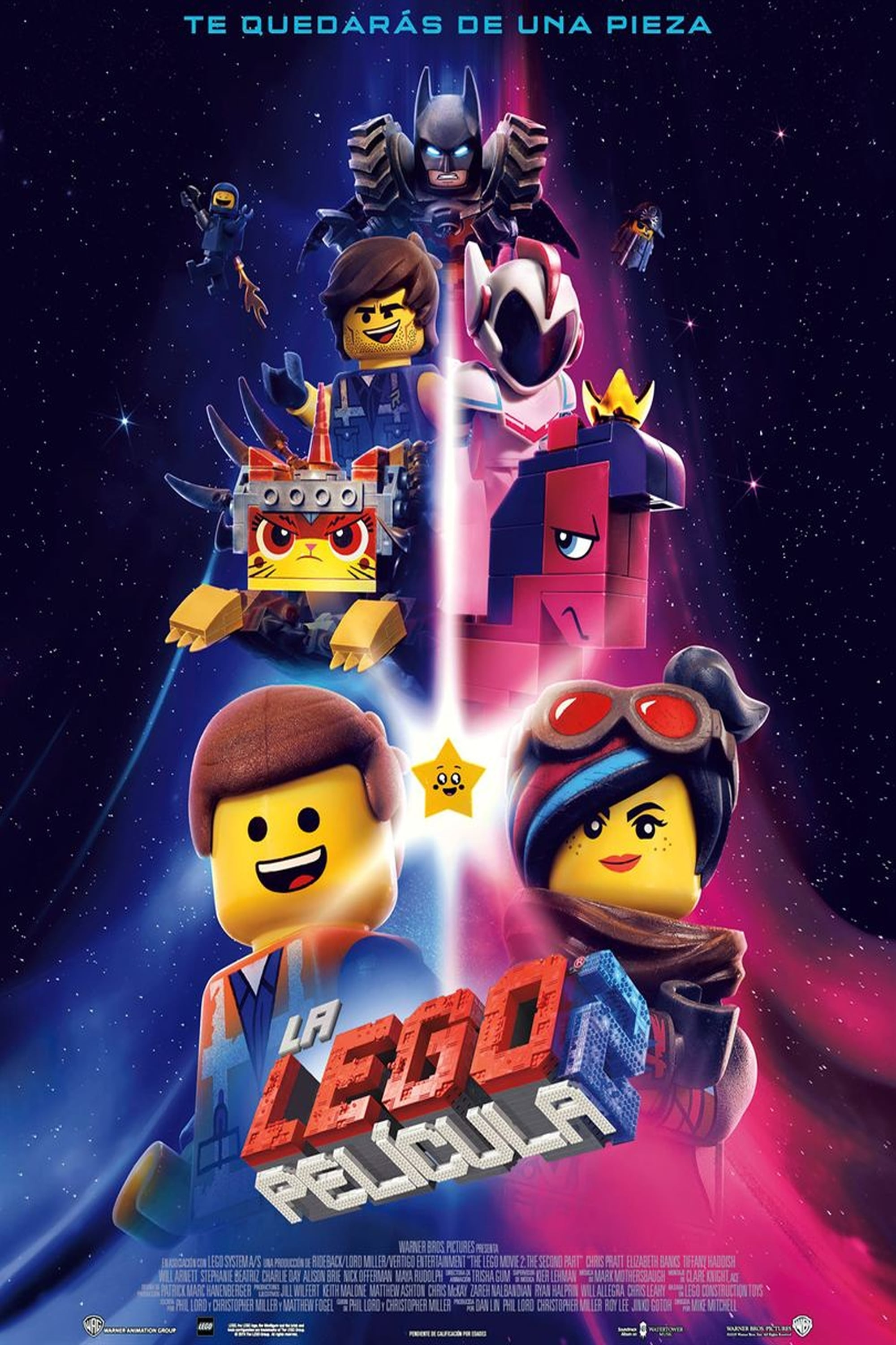 Imagen 1 The Lego Movie 2: The Second Part