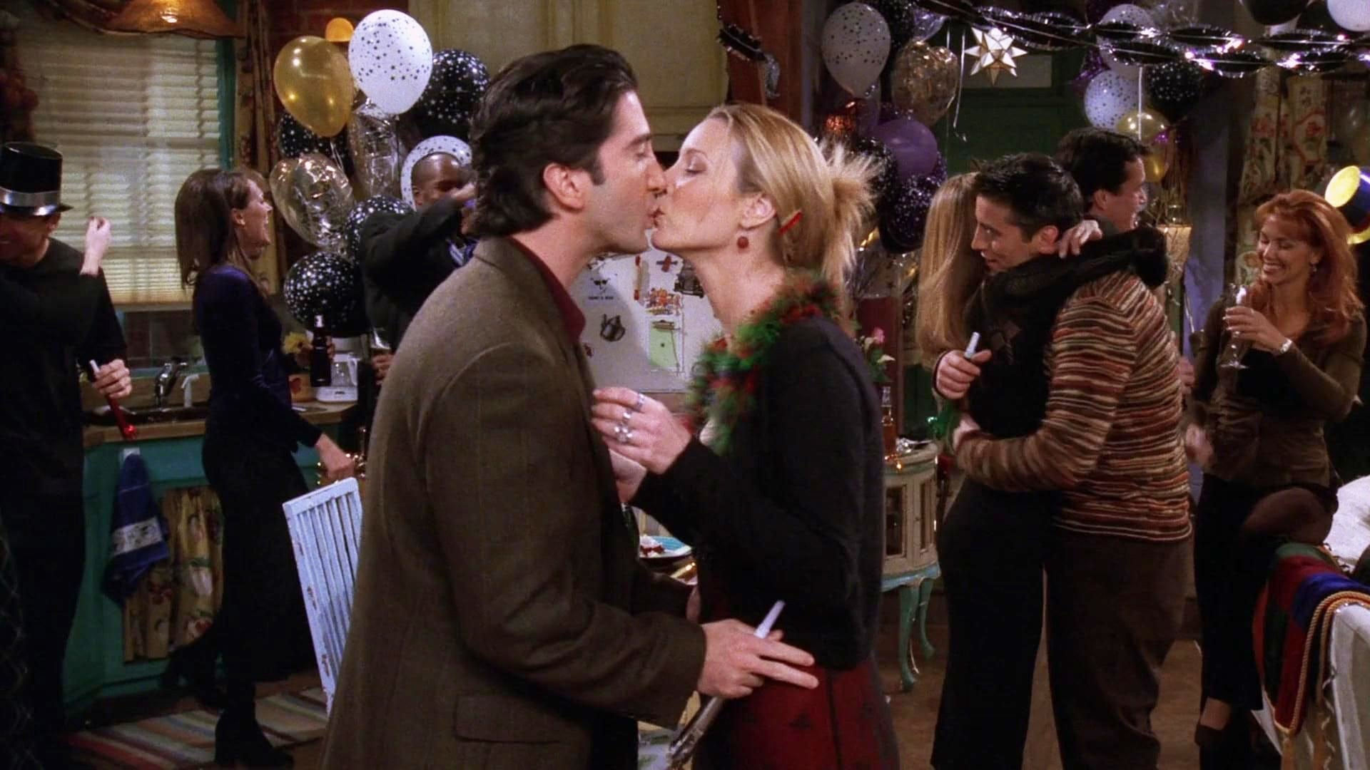 Friends Season 5 :Episode 11  The One with All the Resolutions