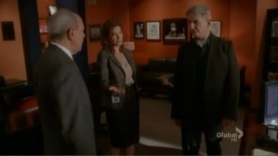 NCIS Season 10 :Episode 9  Devil's Trifecta