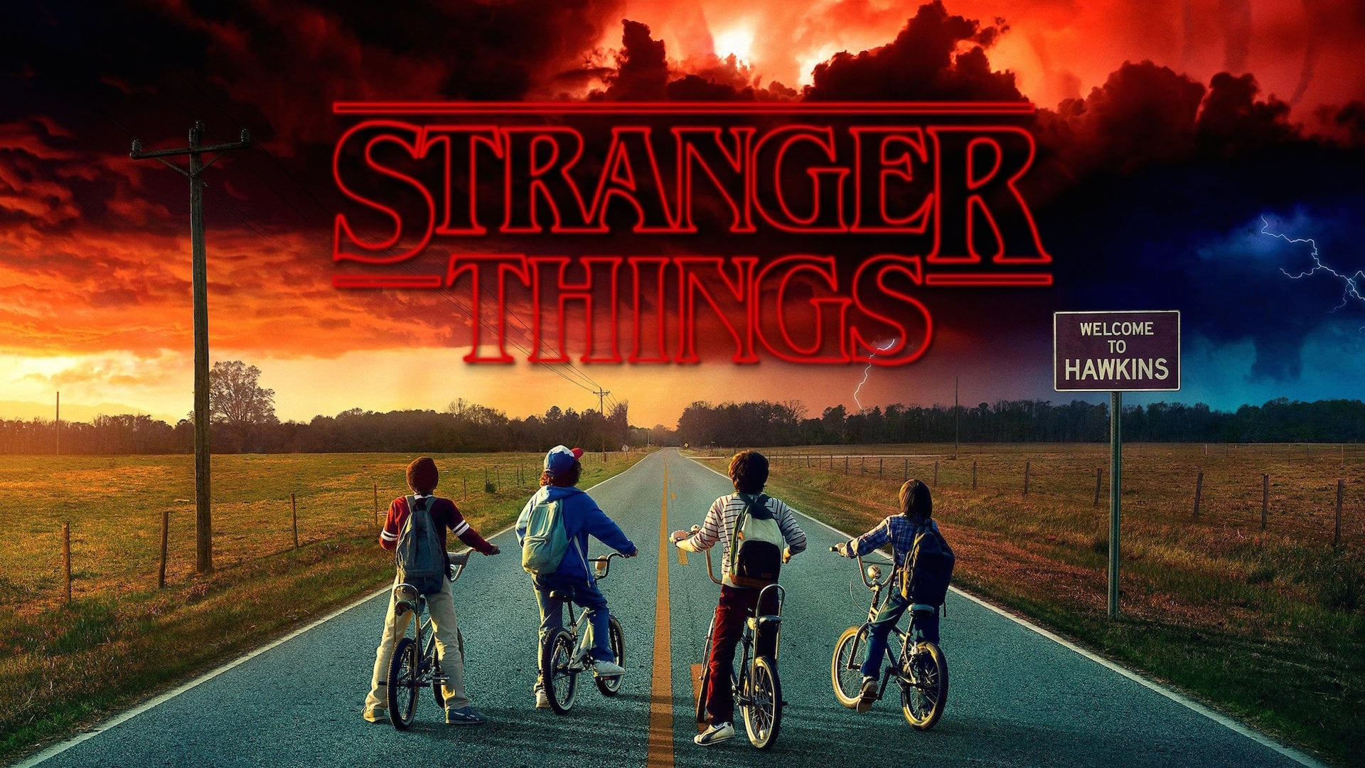 Stranger Things – Saison 2 Streaming HD